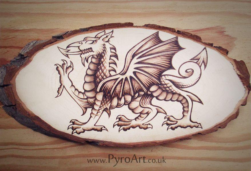 Pyroart. Pyrography by Nader Kohbodi - North Wales, UK: Portfolio