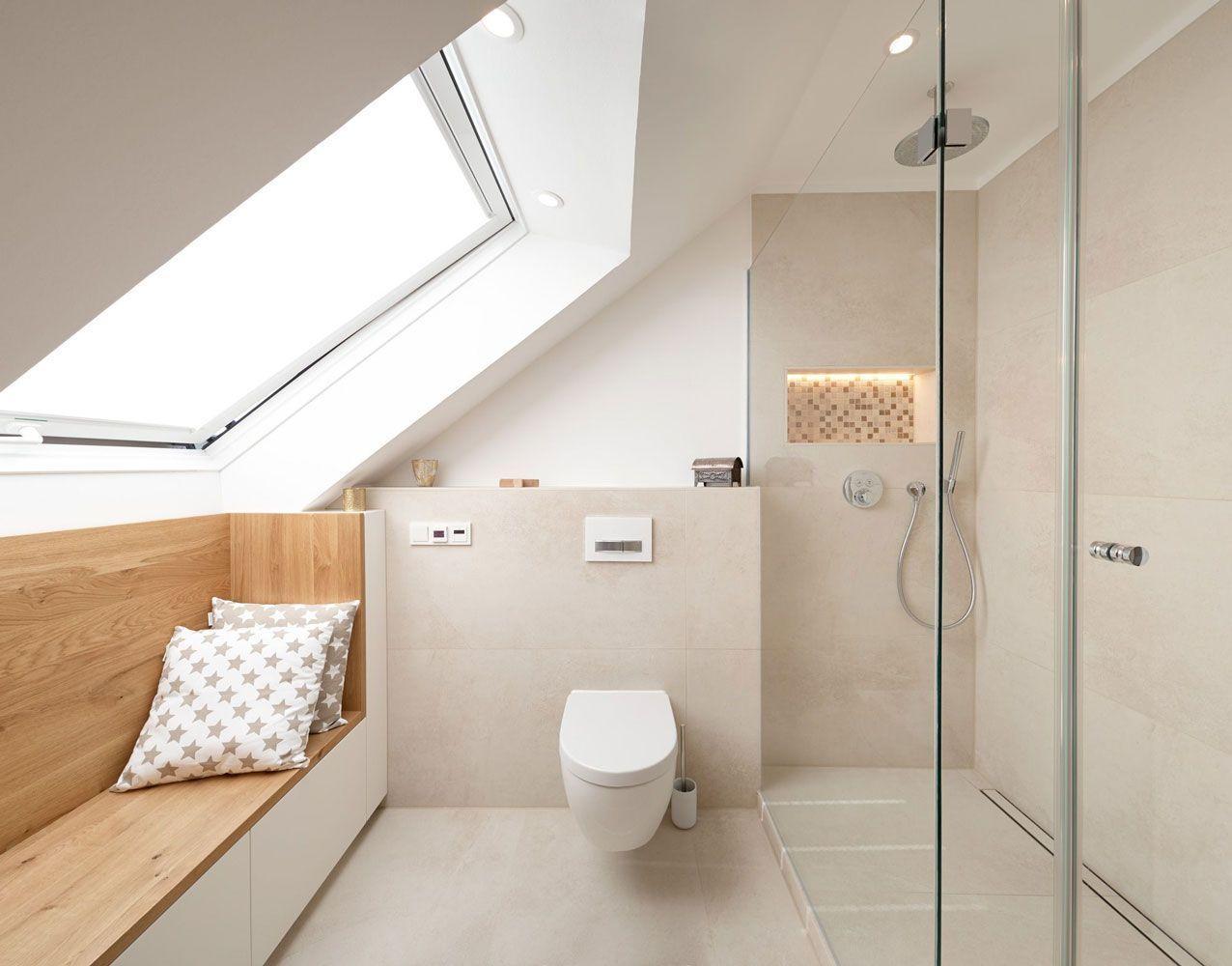 Koeln Bad Mobel Mobel Badezimmer Bad Mobel In Der Dachschrage In 2020 Badezimmer Dachschrage Bad Einrichten Badezimmer Dachgeschoss