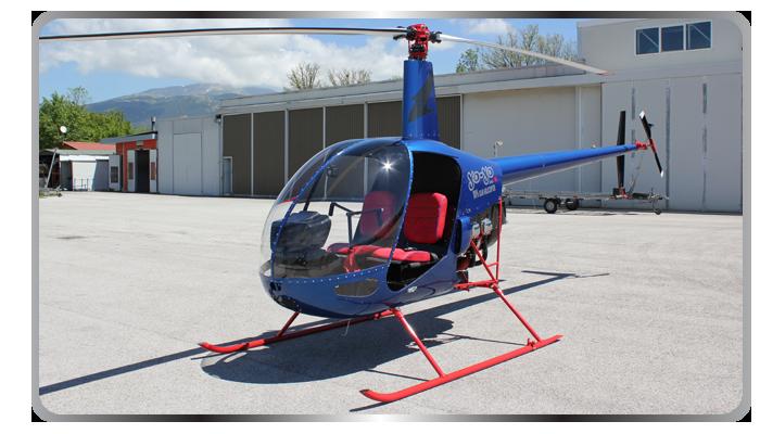YoYo Helicopter - Elicotteri Ultraleggeri e Scuola di Volo L'Aquila