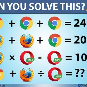 If 2 6 Then 9 Solve Math Puzzles Only For
