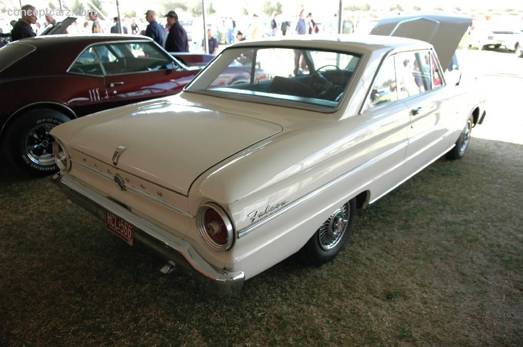 1963 Ford Falcon Image My dad had a baby blue falcon that I remember ...