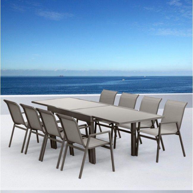 Awesome Salon De Jardin Aluminium Marbella Ideas - Amazing House ...