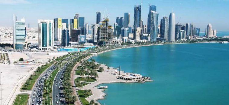 Famous tourist spot of Qatar: The Doha Corniche