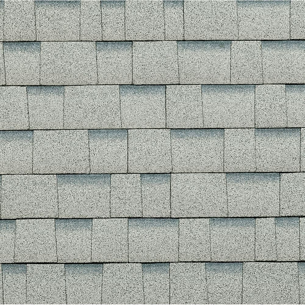 Best Owens Corning Oakridge Shasta White Laminate Shingles 32 400 x 300