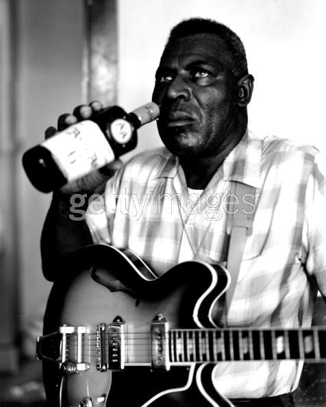 "Howlin' Wolf. ""Where the soul of man never dies,"" no less a figure ..."