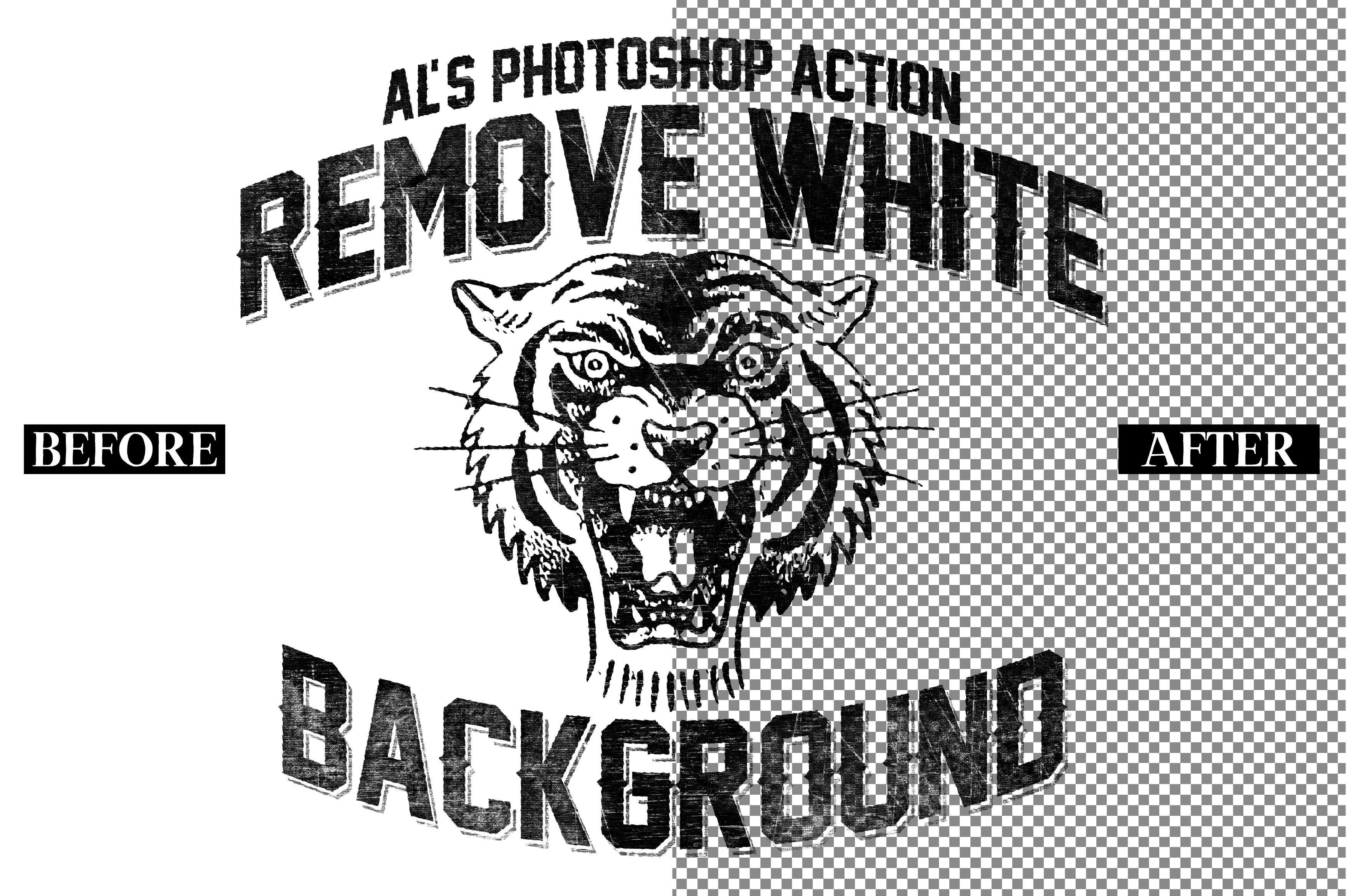 AL's Action Bundle Vol. 1 Remove white