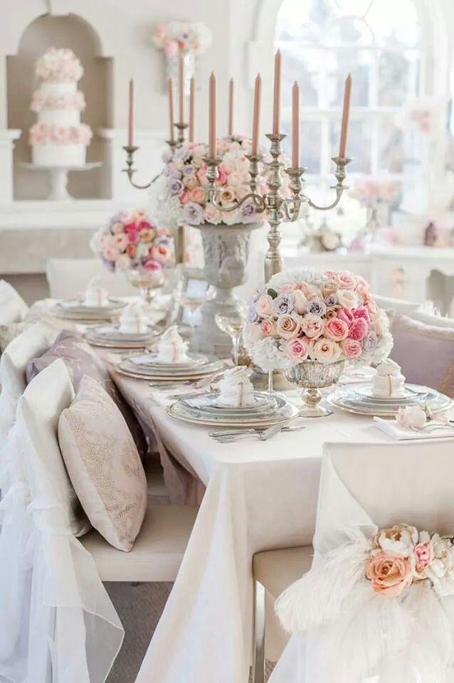 Пин от пользователя Maria на доске furshet   Розовые ...  Тематические Свадьбы Зимой