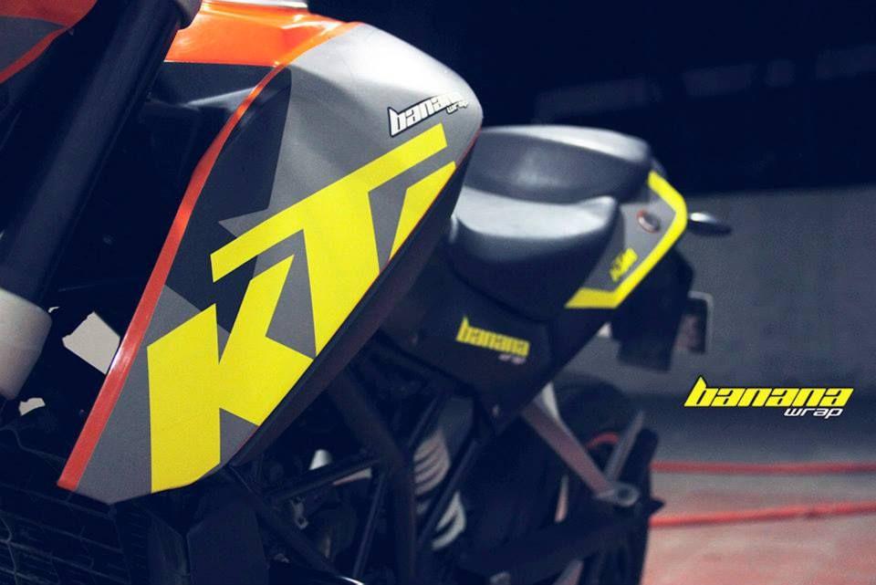 Vinyl Wrap Motorcycle Vinyl Wrap Motorcycle Vehicle Banana - Custom graphic vinyl decals for motorcycle helmets
