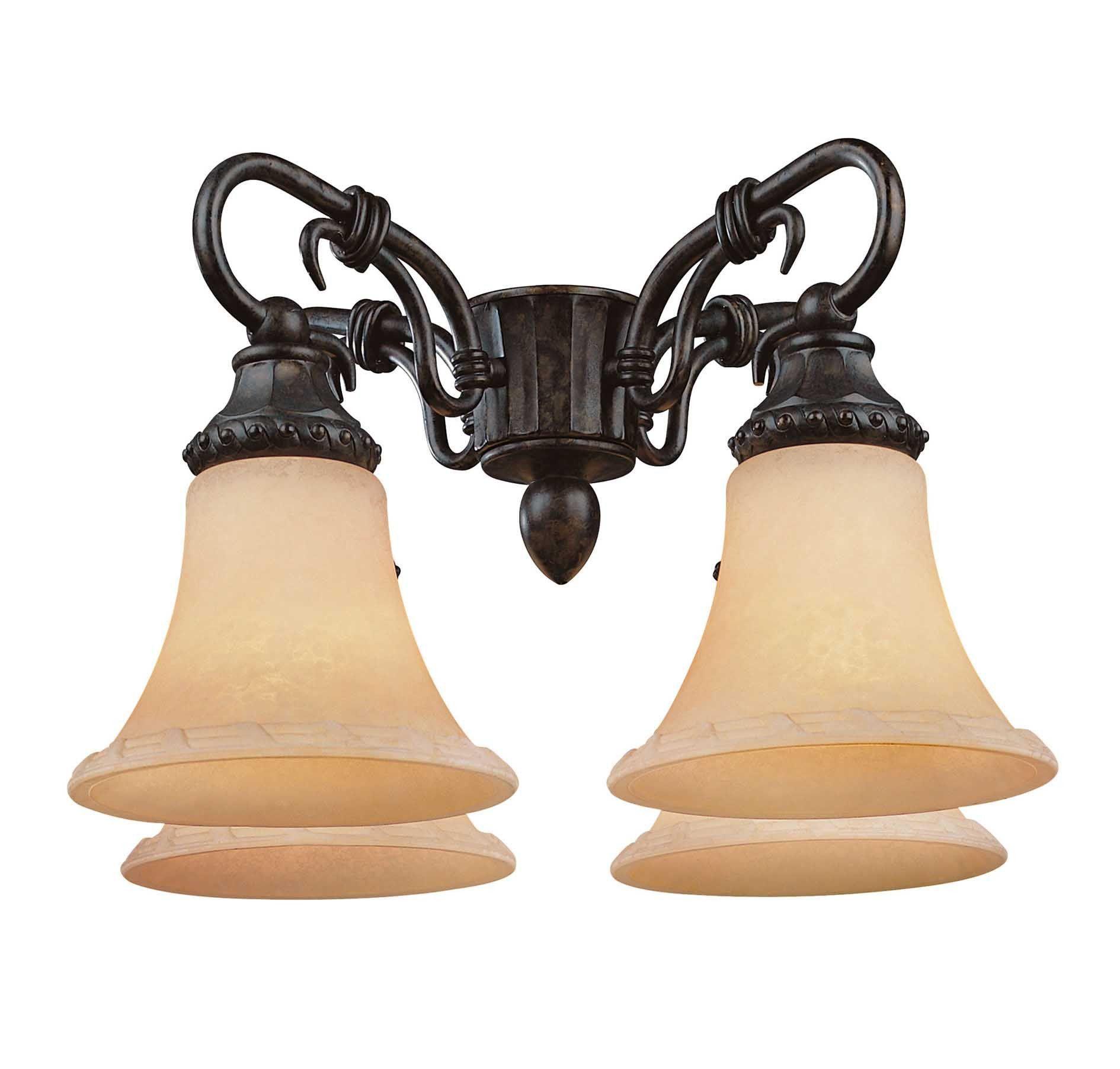 Savoy Villamoura Fan Light Kit