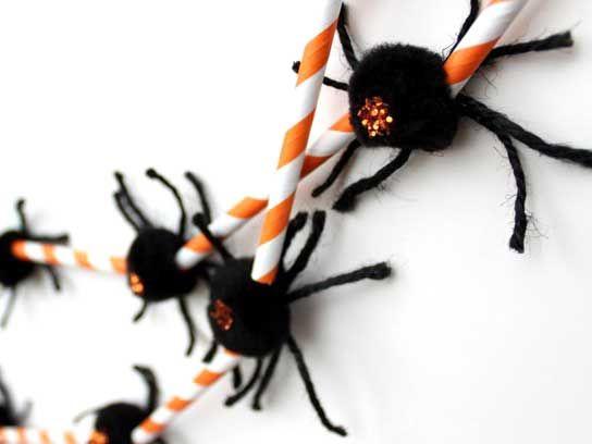 DIY Halloween Decorations 19 Easy, Inexpensive Ideas Homemade