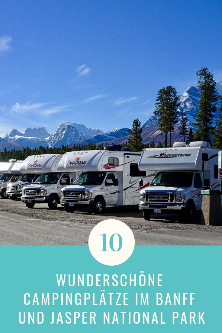 Photo of Campsites in Banff and Jasper National Park