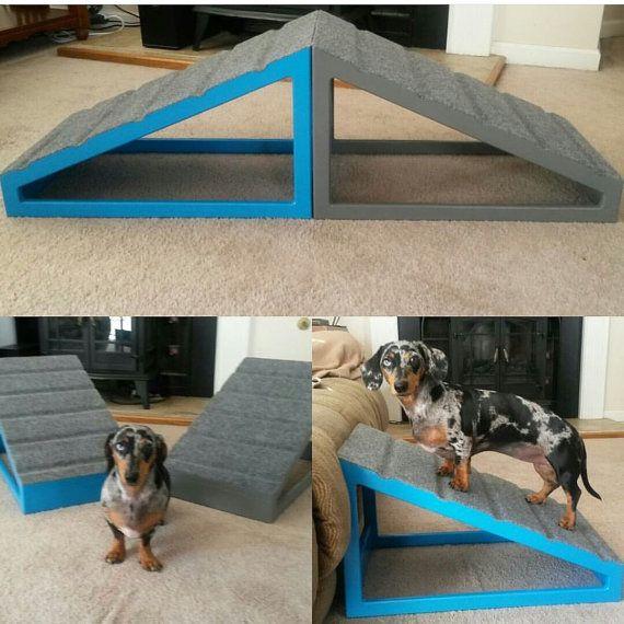 Perro Rampas L En 24 W 14 5 En H En 14 Pet Stairs Dog