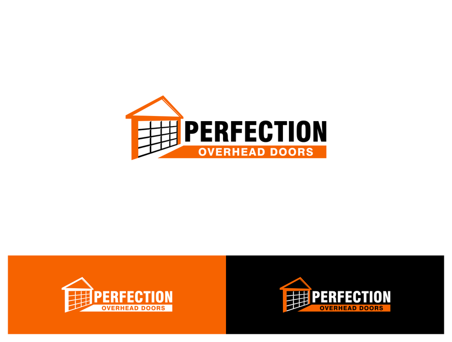 Garage Door Company Looking For The Perfect Logo By Danny Amedia
