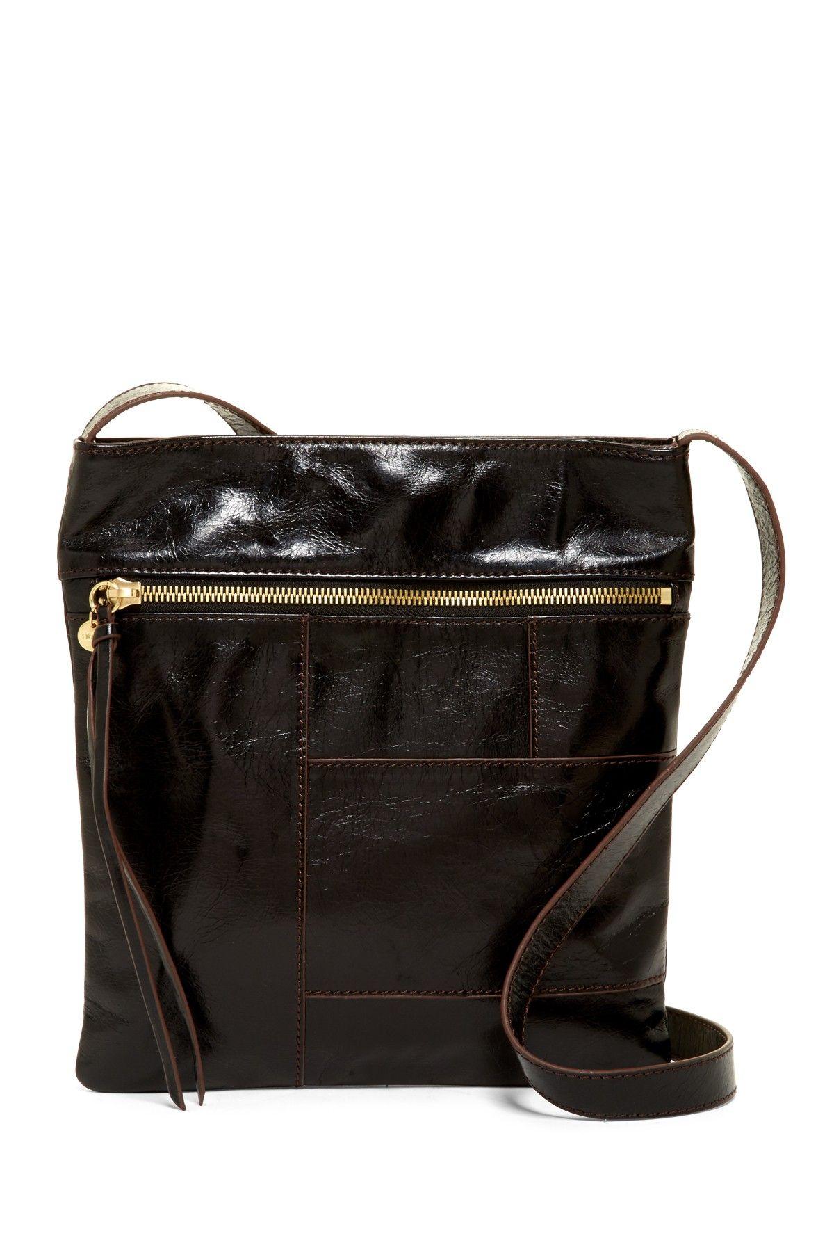 Dalena Leather Crossbody