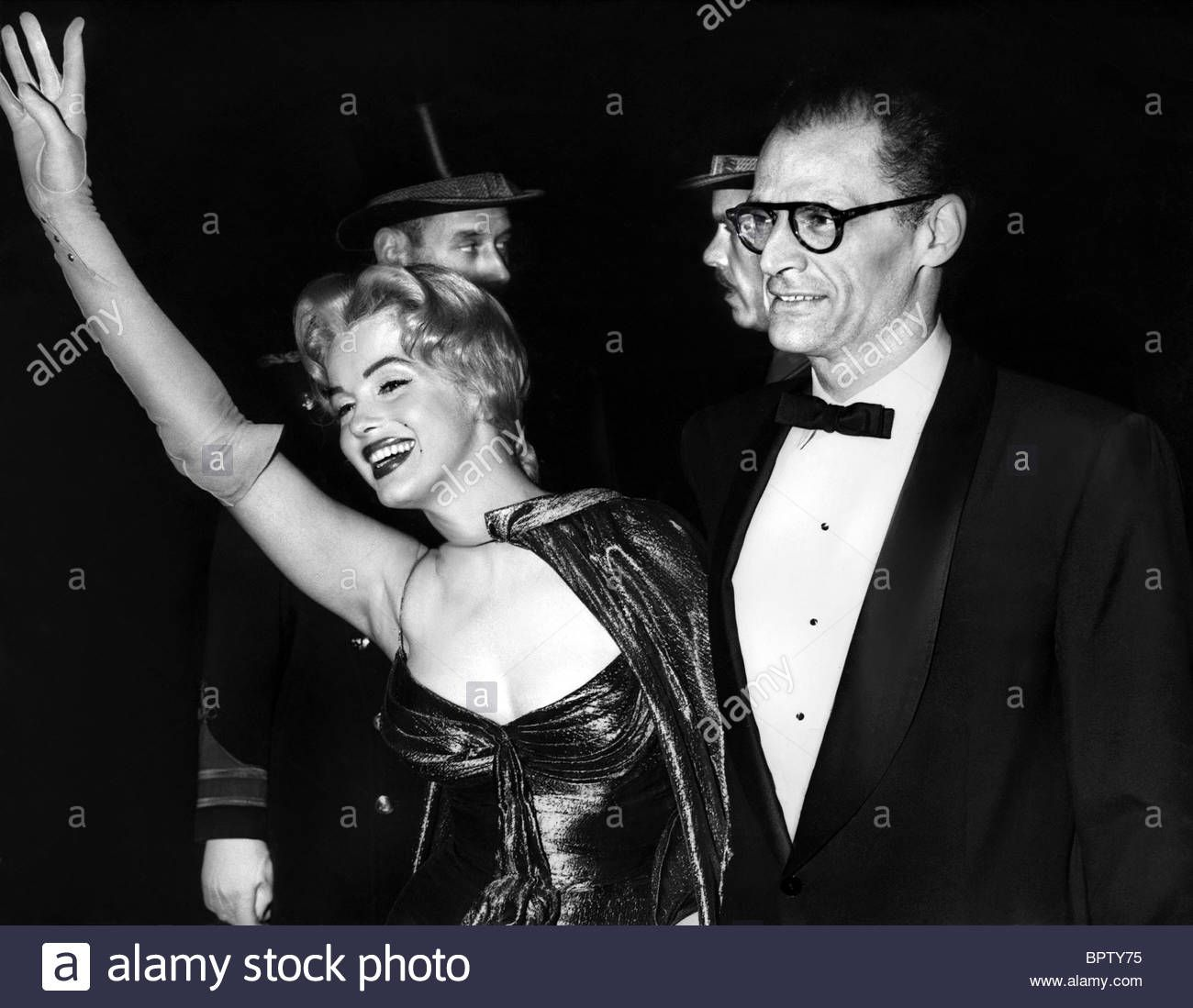 Download This Stock Image Marilyn Monroe Arthur Miller Battle Of