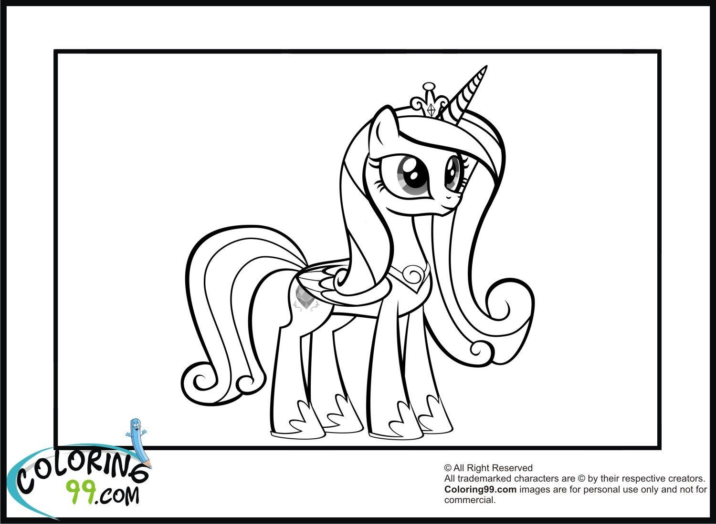 Princesse Cadance Coloriage.Princess Cadance Coloriage Princess Coloring Pages Princess