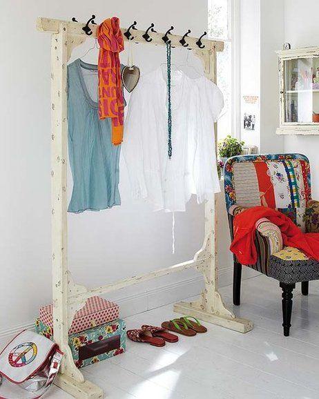 M dulos y complementos para ordenar el dormitorio for Revistas decoracion dormitorios