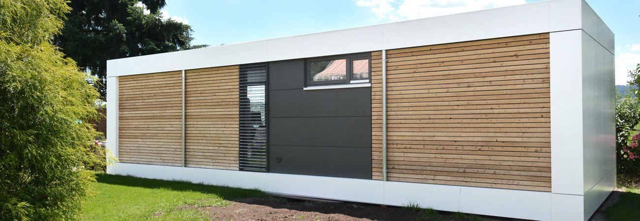 Container Fertighaus cubig architektenhaus fertighaus container home