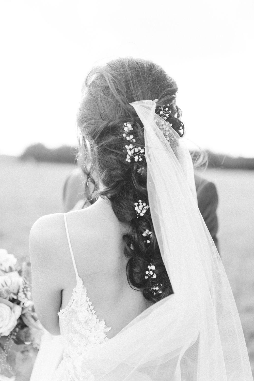 Godwick Hall Wedding With Bride In Anna Bride