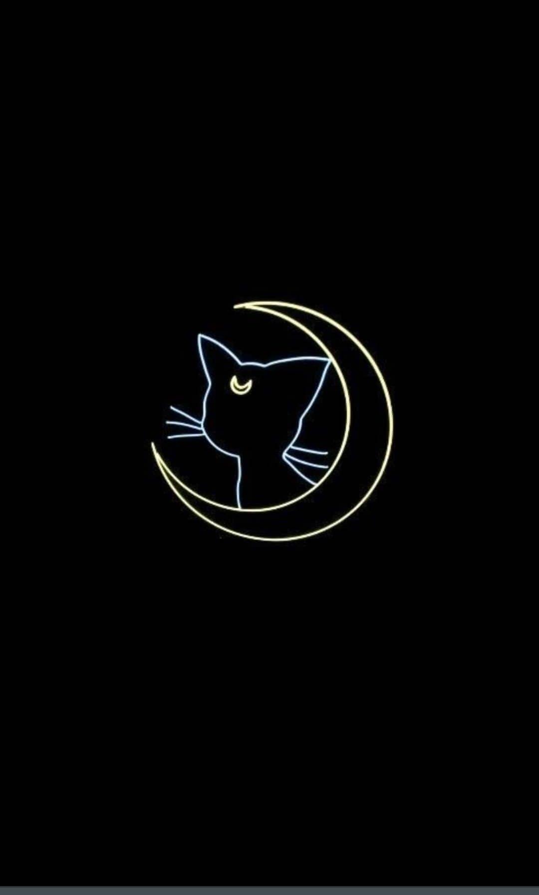 Pin By Yeppeun Yeoja On Fondos De Pantalla Sailor Moon Wallpaper Sailor Moon Tattoo Cat Tattoo Designs