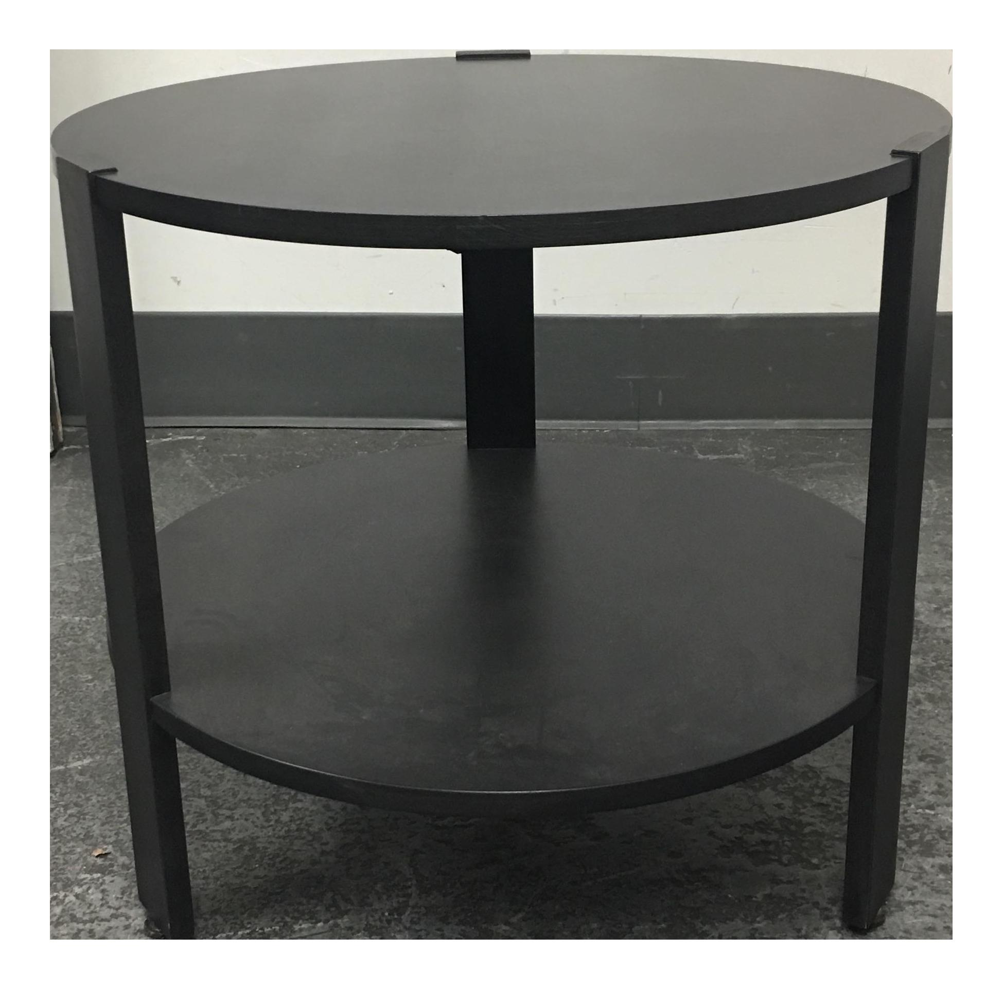 Room Board Greene Side Table On Chairish Com Side Table Table Round Side Table [ 1923 x 1949 Pixel ]