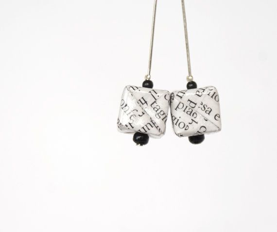 nerd earrings | Treat a woman like a person, then a ...