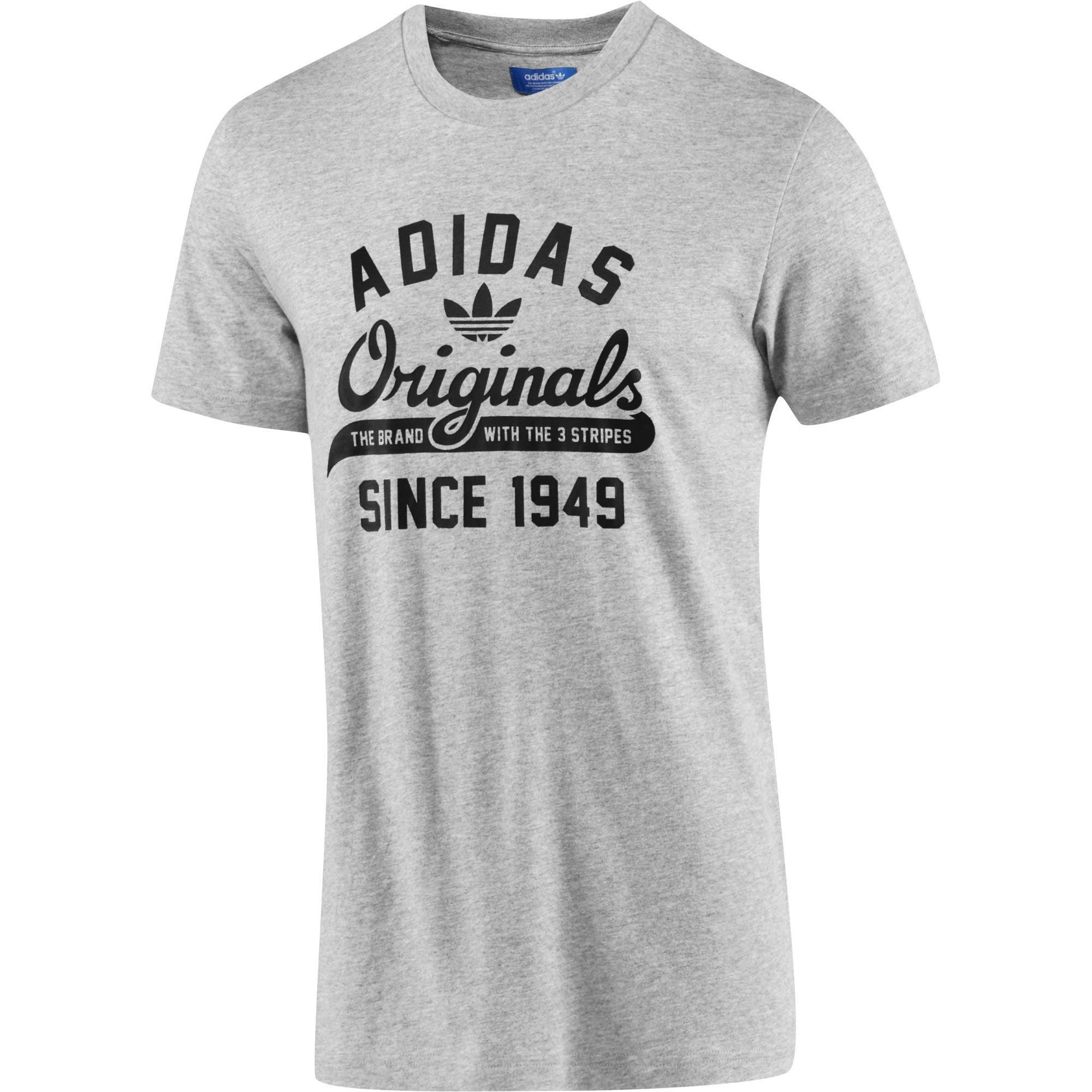 adidas original camisetas hombres