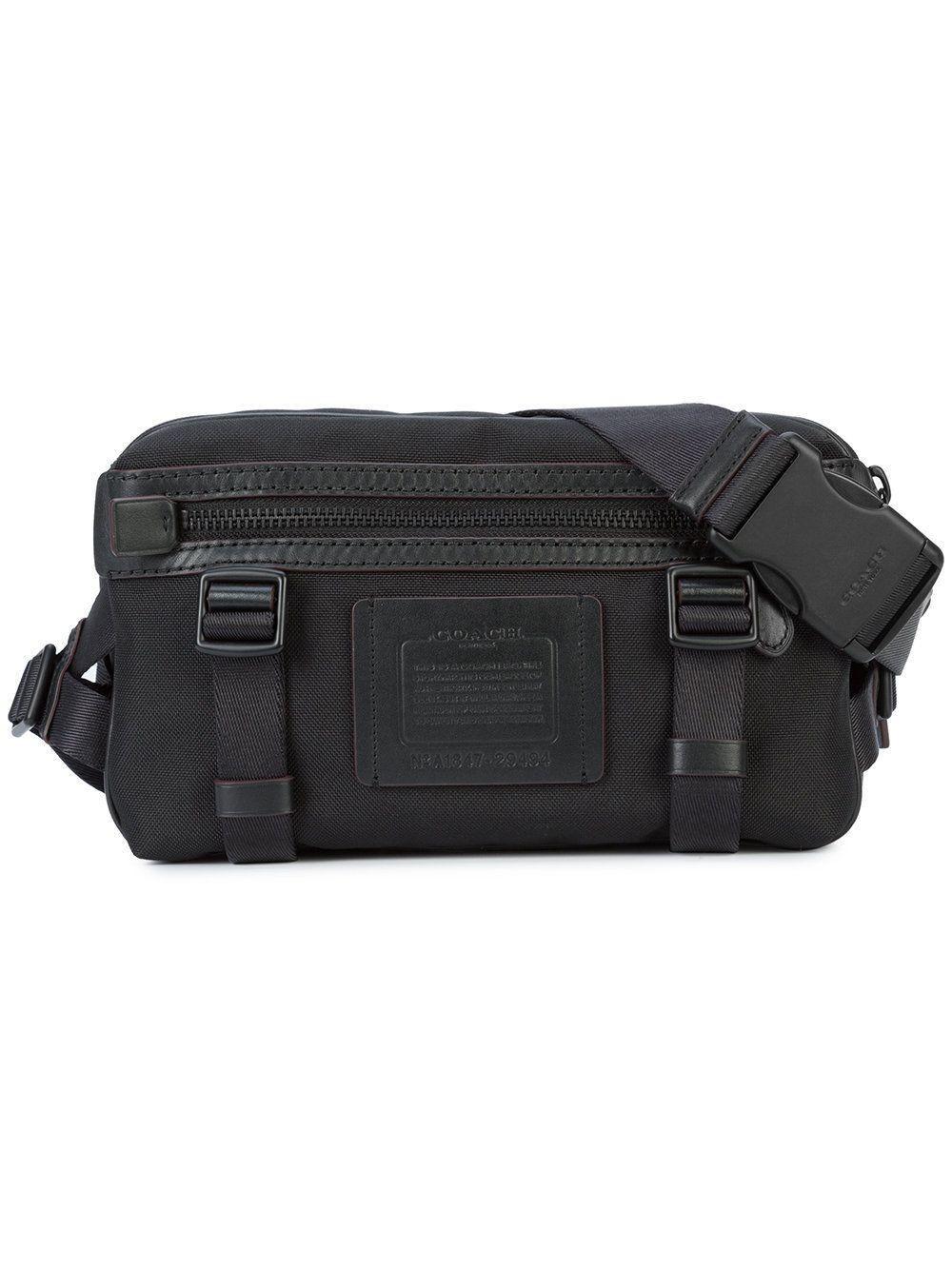 447ea8921d COACH Utility Pack belt bag | Bags | Bags, Messenger bag men, Belt