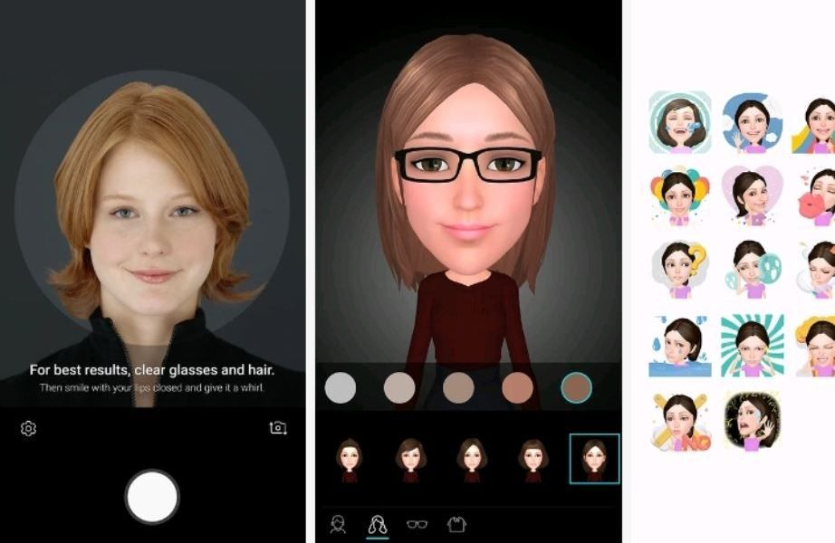 My Emoji Maker App Now Available For Galaxy S8 S8 And Note 8 Users Compare Gadgets