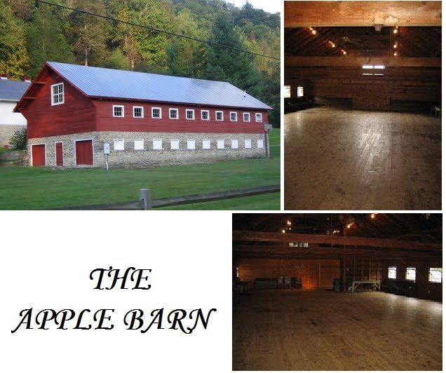 I'm going here for a mountain wedding!! The Apple Barn has ...