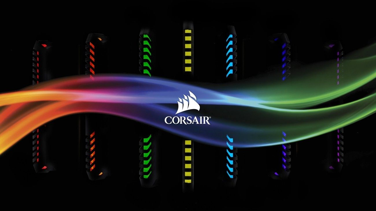 Corsair Teases Rgb Flavored Vengeance Ddr4 Ram Ddr4 Ram Ddr4 Gaming Wallpapers
