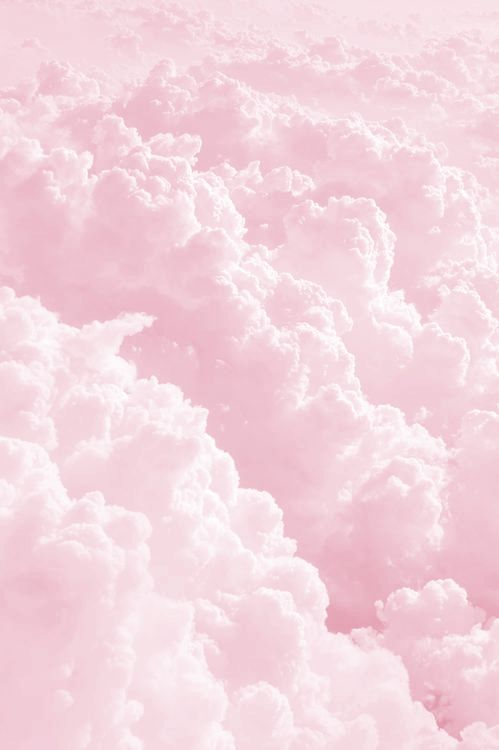 Kiyumie Art In 2019 Fond Ecran Hd Fond Ecran Fond D Ecran Iphone Pastel Pink Aesthetic Pink Clouds Wallpaper Pink Clouds