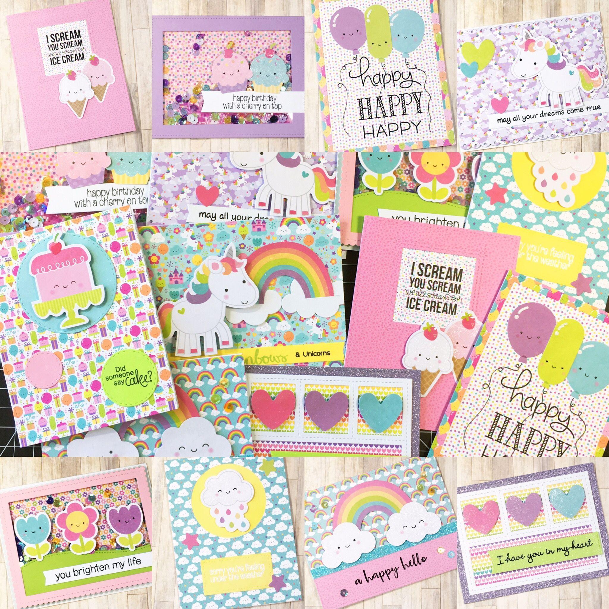 Doodlebug Fairy Tales 10 Card Video