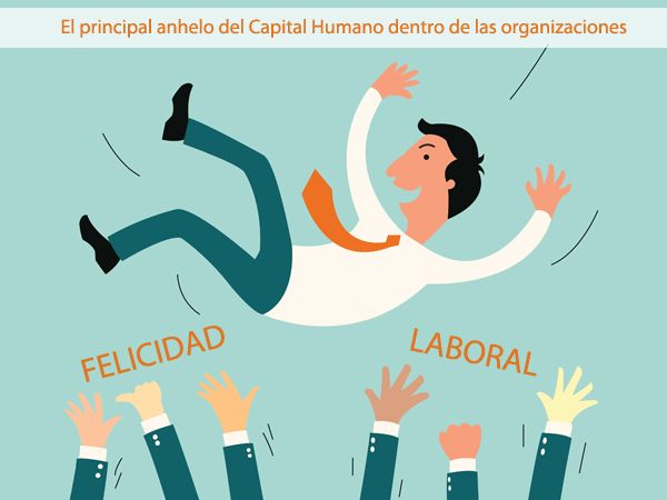 Felicidad laboral u2013 El principal anhelo del Capital Humano dentro - professionalism in the workplace