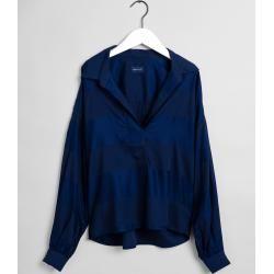 Photo of Gant blouse with stripes (blue) Gant