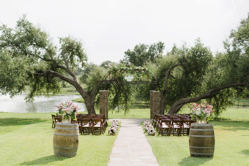 10 Venues with a View West of Austin Austin wedding