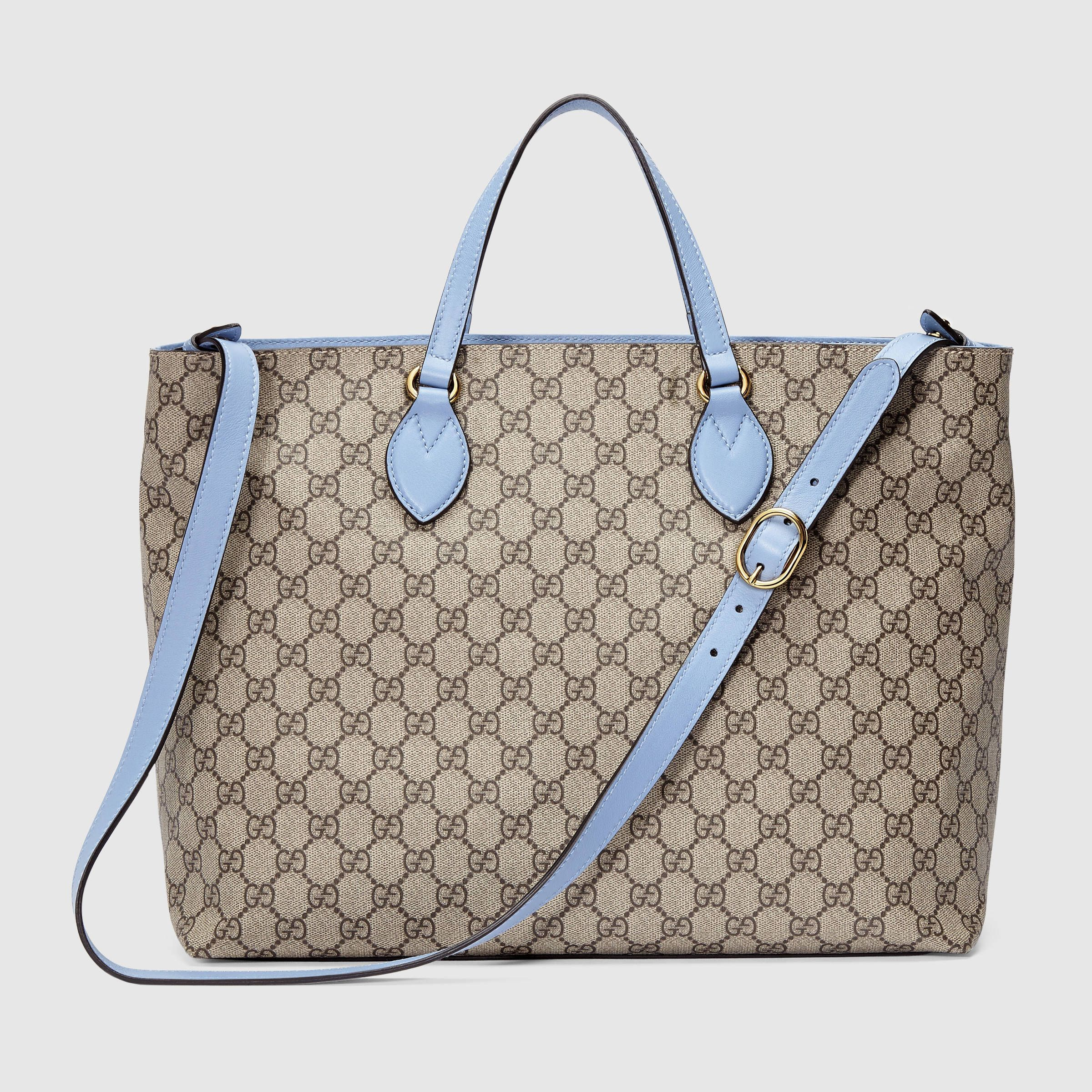 Soft Gg Supreme Diaper Bag Gucci Newborn Bags 457356k5icg8314