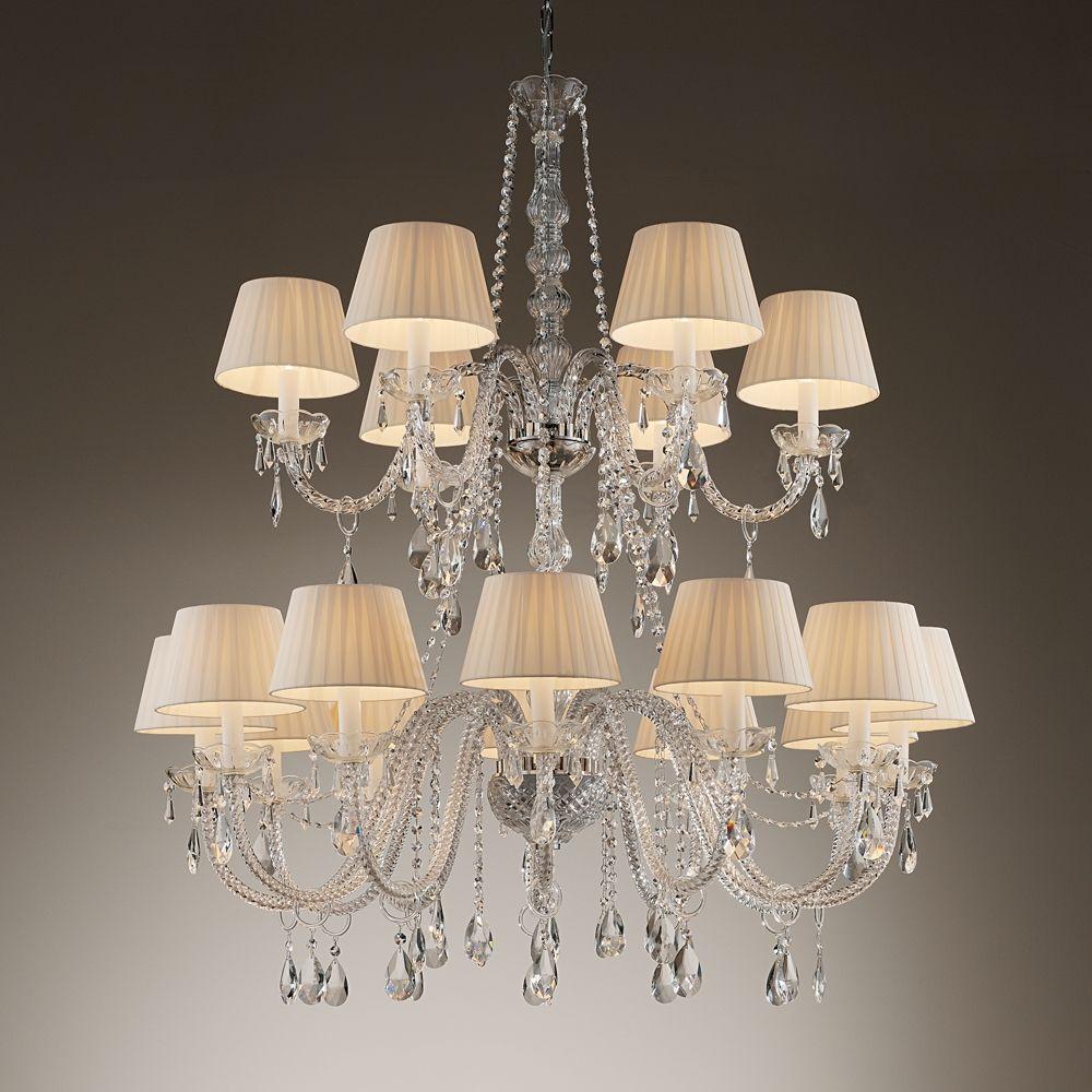 Chelsom Lighting Ballroom Chandeliers Br 507 12 6