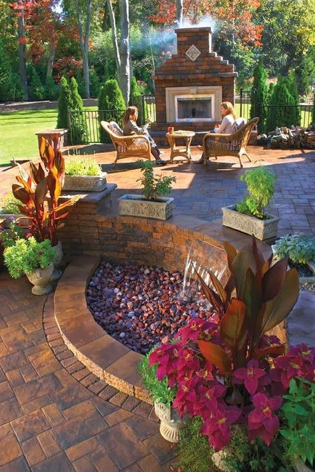 Gorgeous 75 Cozy and Cool Outdoor Living