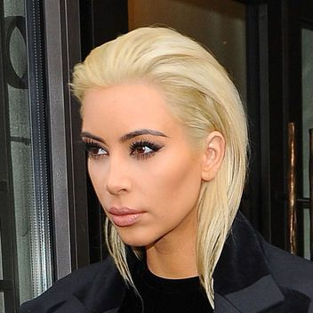 Hairstyle Trends 2015, 2016, B/A Photos: How To Get Kim ...