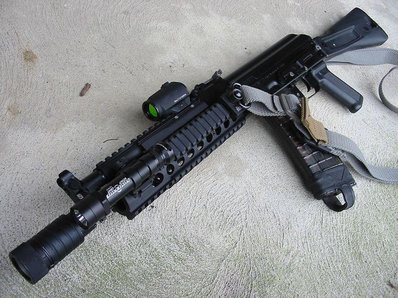 MM M10 AK 47 TDI MDC AK all day Guns Lion t