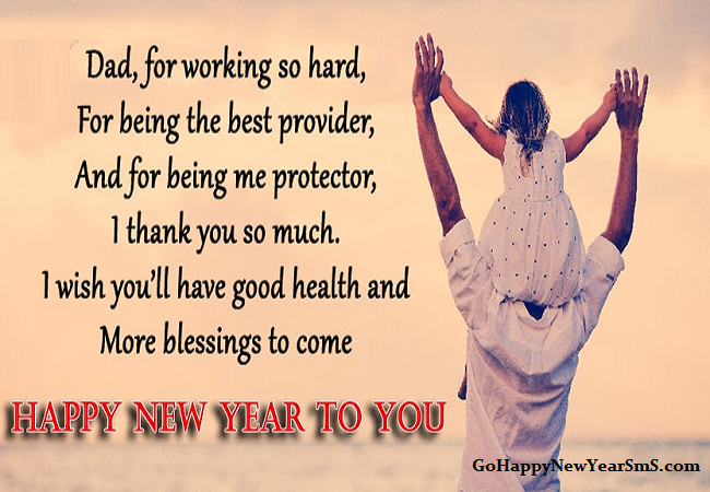 Happy New Year 2019 Wishes And Quotes For Parents Happy New Year