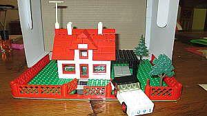 Lego 346 Einfamilienhaus Carport 70er Jahre Koln Kalaydo De Vintage Lego Lego Lego Design