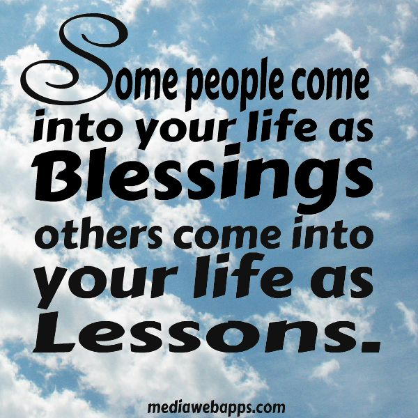 100 Great Everyone Comes Into Your Life For A Reason Quote