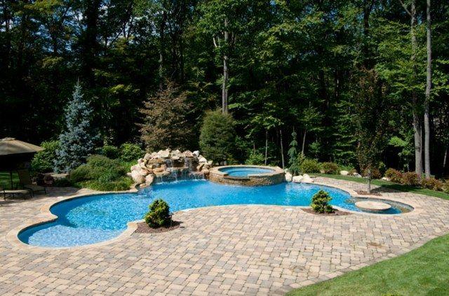 Garten Ideen Mit Pool ? Truevine.info Garten Ideen Mit Pool
