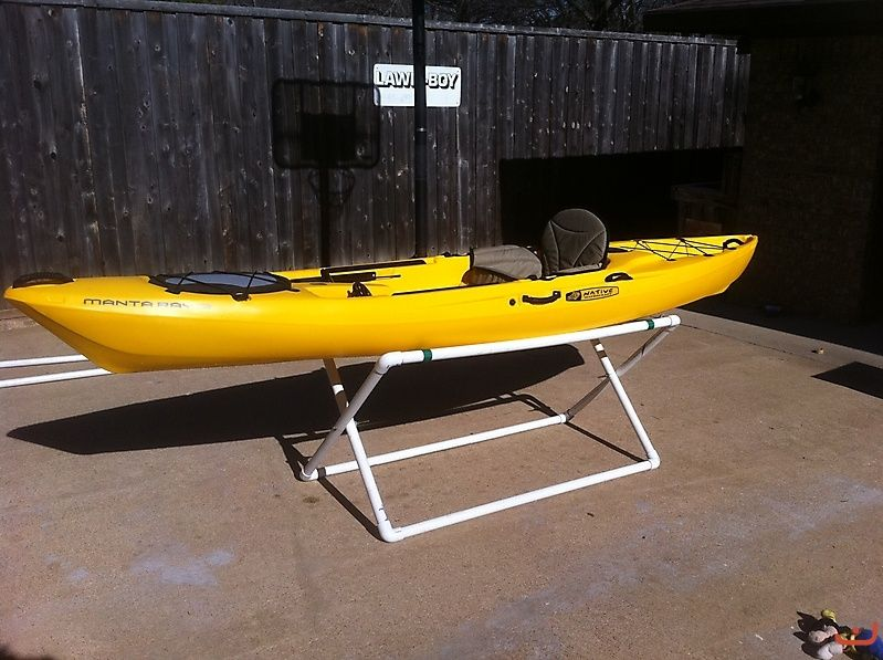 Kayak Service Stand_1