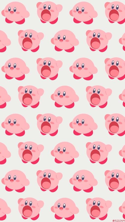 Kirby Informer Kirbyinformer Twitter Kawaii Wallpaper Cute Patterns Wallpaper Wallpaper Iphone Cute