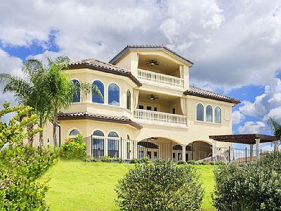Vrbo Com 4163738ha W141 12 Bedroom Mansion On Reunion Resort Luxury Homes House Rental Resort Villa