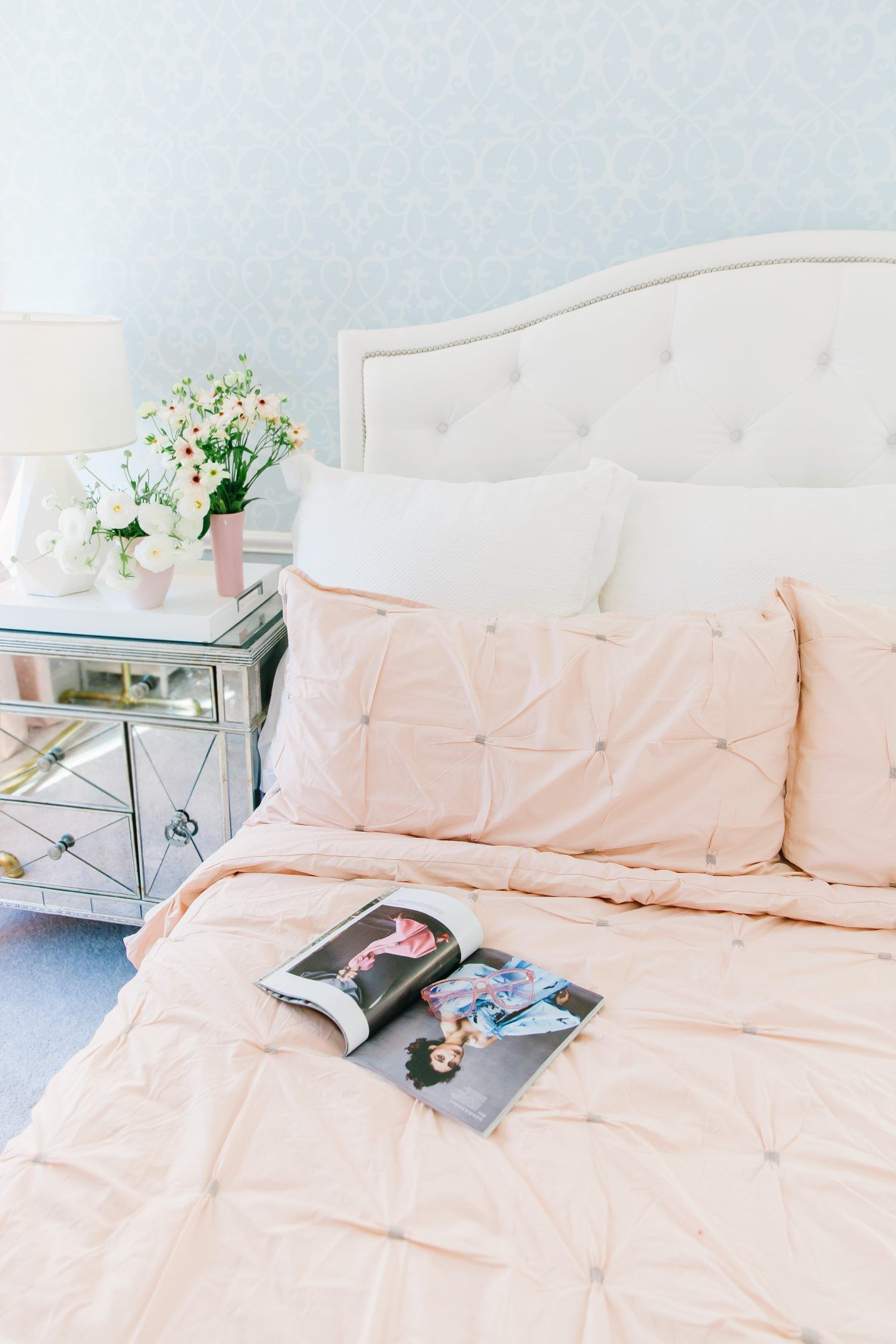 Bring Heart Home With Stage Bedroom Refresh White Sheet Set Dreamy Bedrooms