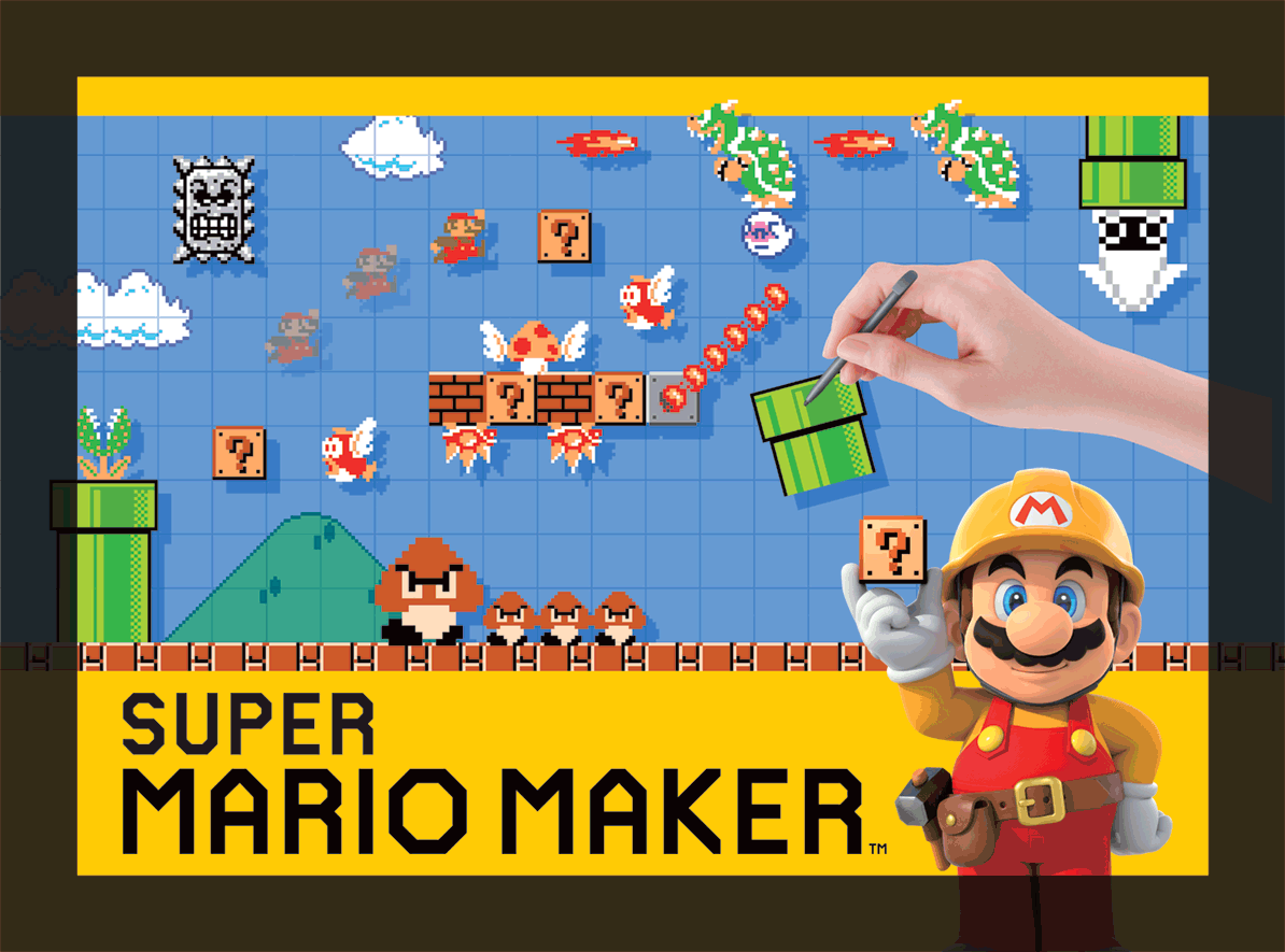 Super Mario Maker PC Download Free Full Version [PC Edition